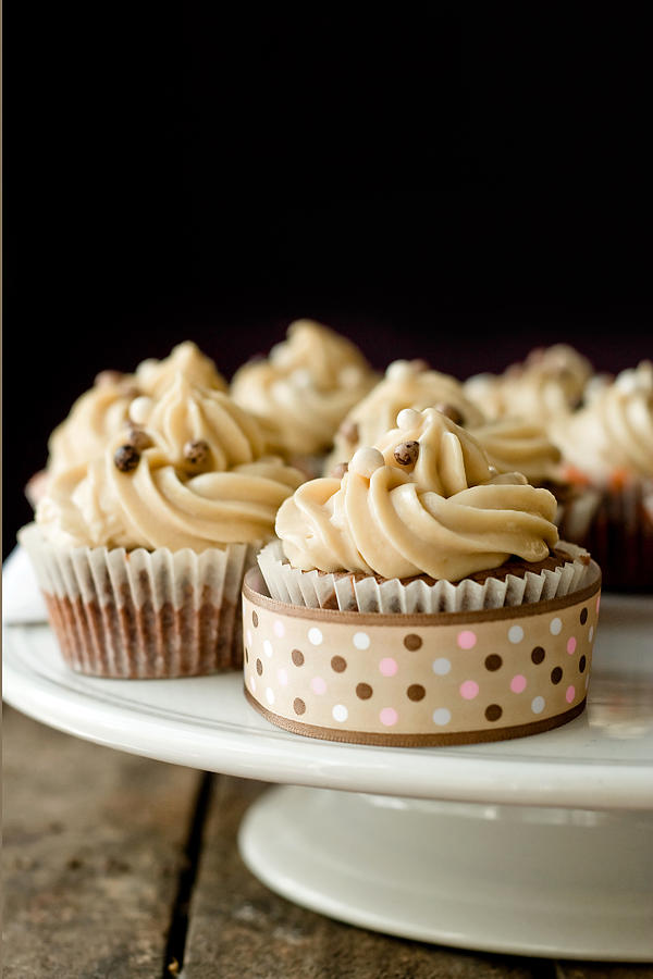 Café Mocha Cupcakes is a photograph by Kemi H Photography which was ...