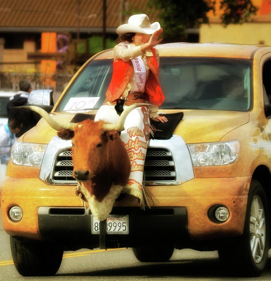California Rodeo Queen 2010 Photograph