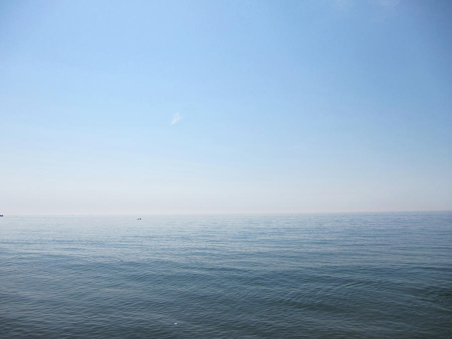 Calm Sea Photograph