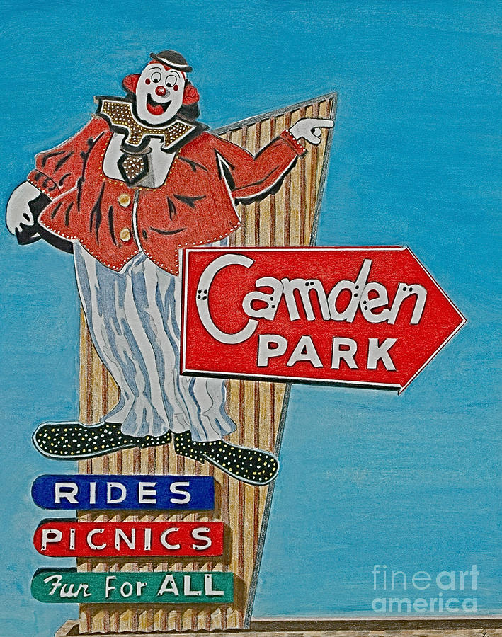 Camden Park Drawing