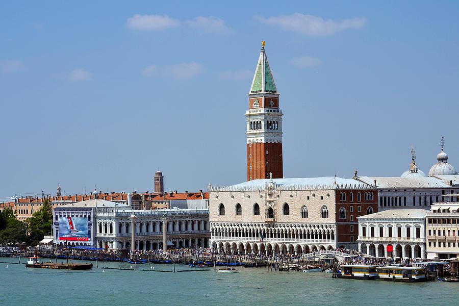 Campanile San Marco Photograph