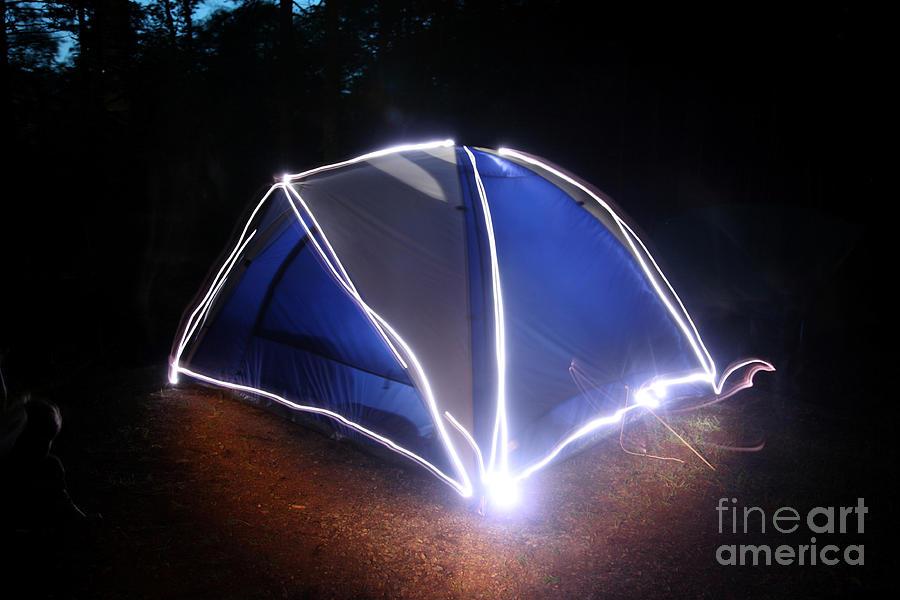 Camping Photograph