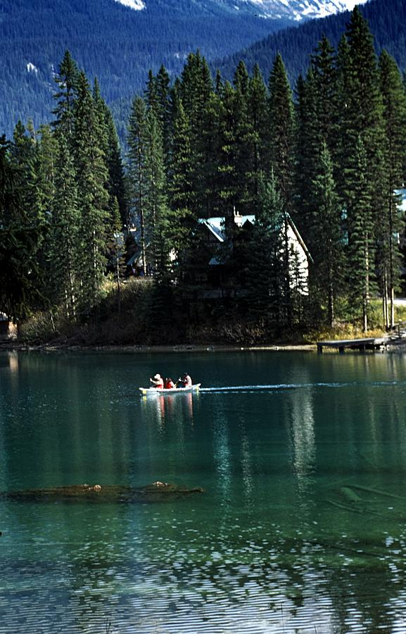 Activity Photograph - Canadian Rockies by John Doornkamp