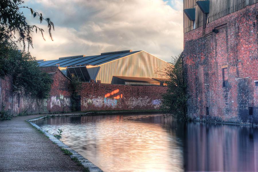 Canal Walk Photograph