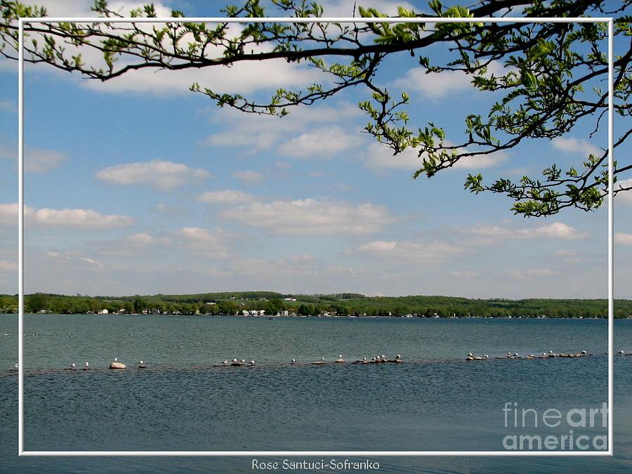 Canandaigua Lake Photograph
