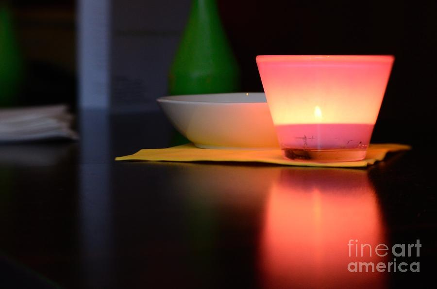 Candle Photograph