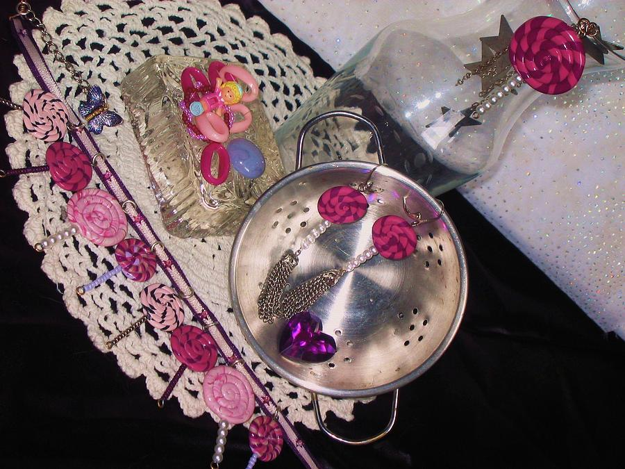 Candy Girl Jewelry Set Jewelry