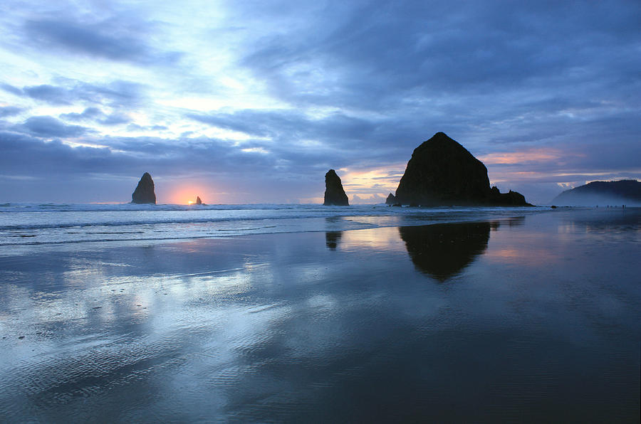 Cannon Beach Oregon Photograph  - Cannon Beach Oregon Fine Art Print