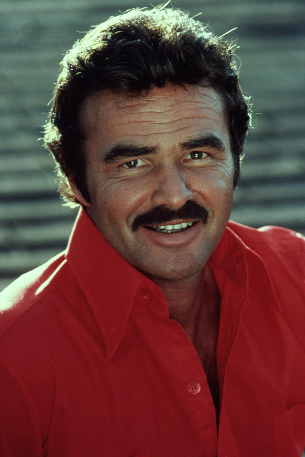 Cannonball Run, Burt Reynolds, 1981 Photograph