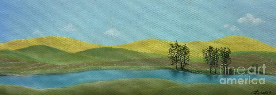 Canola Country Pastel