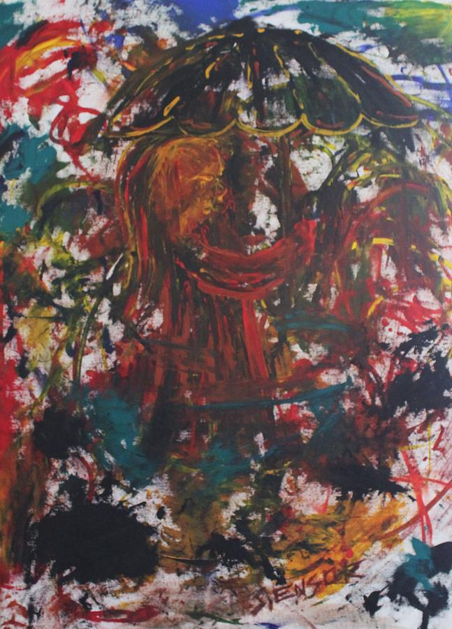 Sin Painting - Cant Hide From Sin by Shadrach Ensor