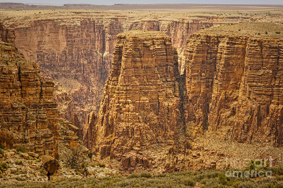 Canyons  Photograph