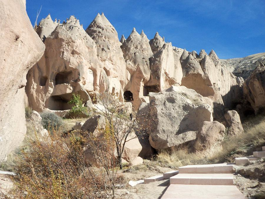 Avanos Turkey  city pictures gallery : Photograph Capadocia Turkey Avanos Fairy Chimneys In Cappadocia by ...