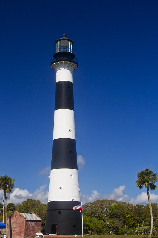 Cape Canaveral Lighthouse 2 Photograph