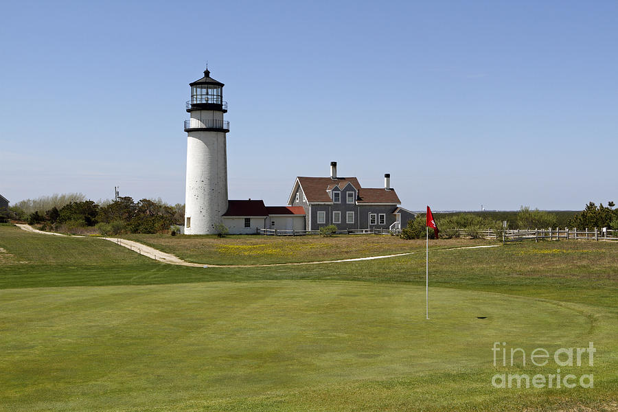 Cape Cod Highland Light Photograph  - Cape Cod Highland Light Fine Art Print