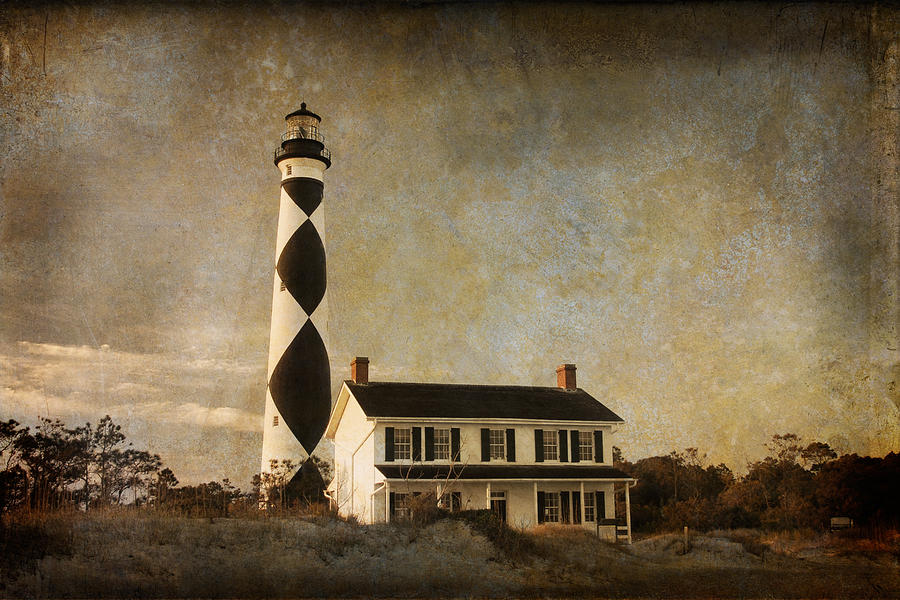 Cape Lookout Photograph