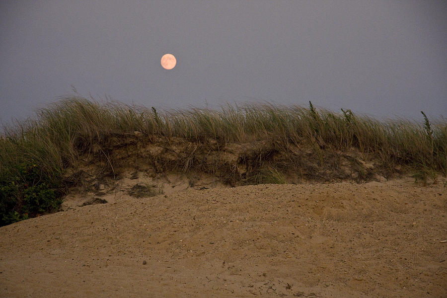 Cape Moonrise Photograph