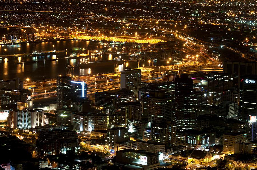 View Photograph - Cape Town by Fabrizio Troiani