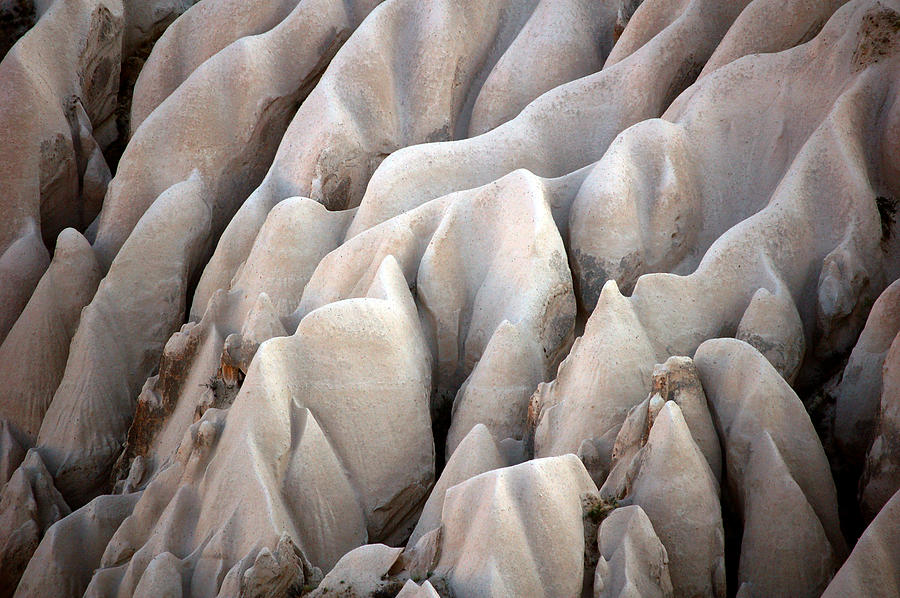 Fairy Chimneys Photograph - Cappadocia Rocks by RicardMN Photography