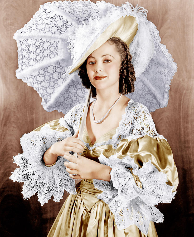 Captain Blood, Olivia De Havilland, 1935 Photograph  - Captain Blood, Olivia De Havilland, 1935 Fine Art Print