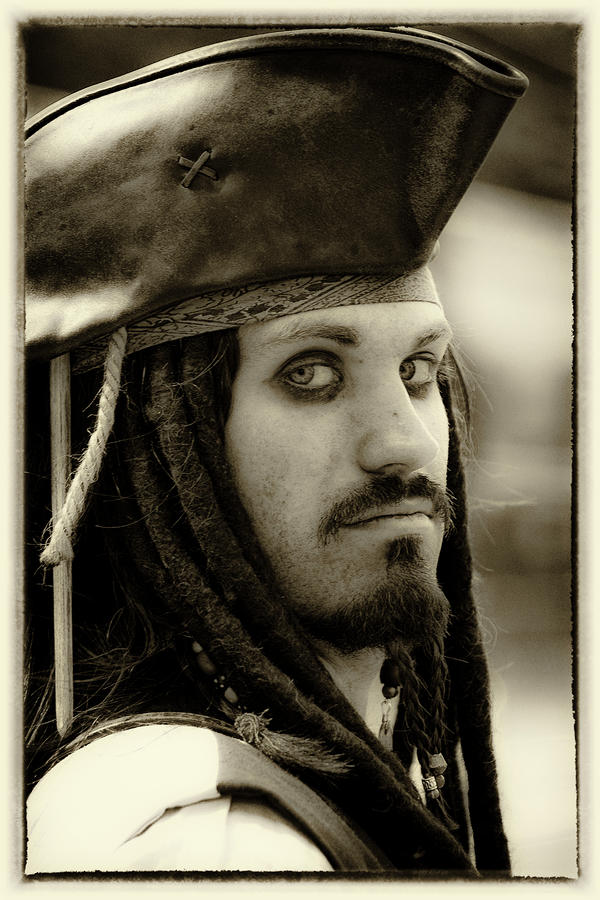 Captain Jack Sparrow Photograph
