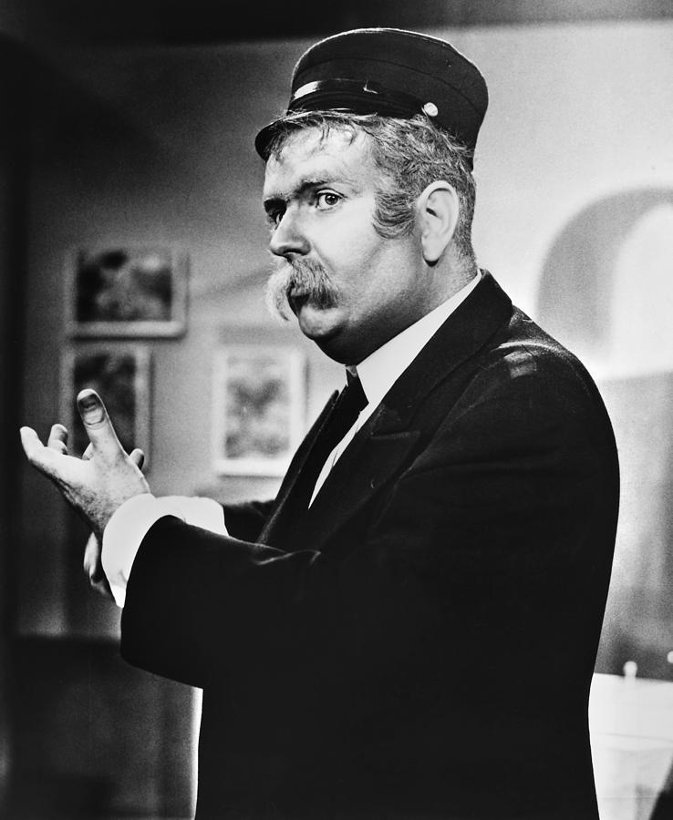 Captain Kangaroo, C1955 Photograph
