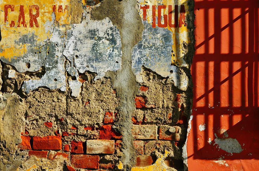 Car Wash Antigua Photograph