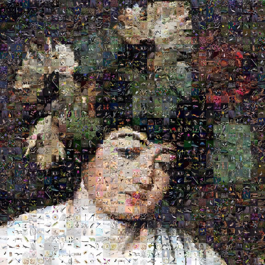 Caravaggio - Bacco Digital Art