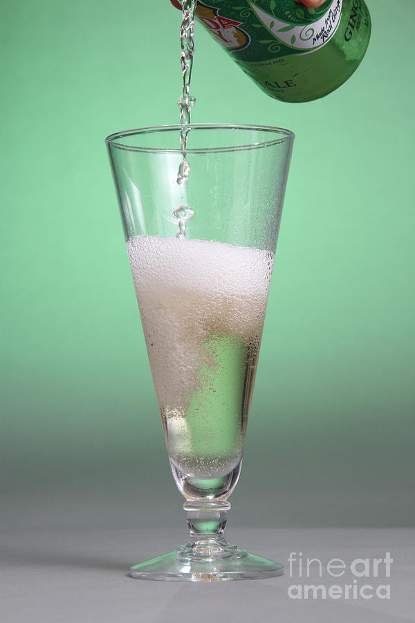 Carbonated Drink Photograph