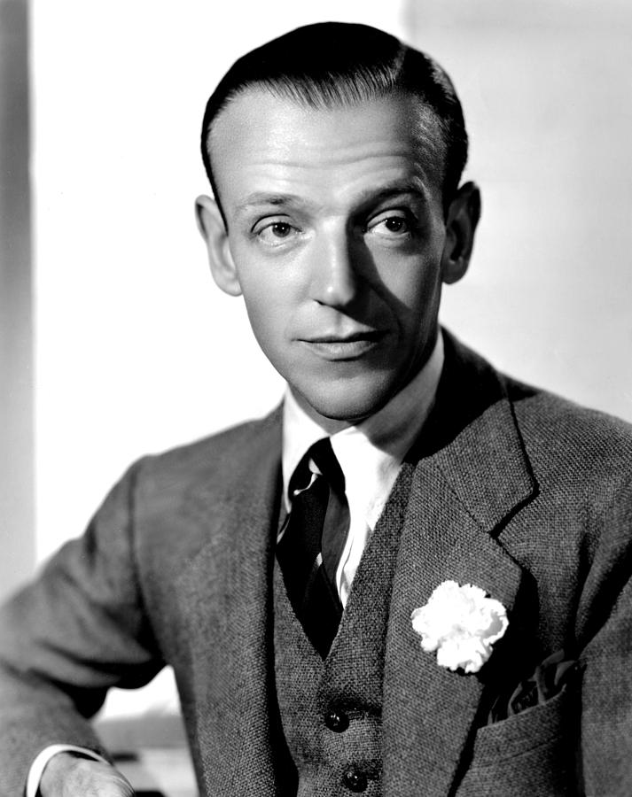 Carefree, Fred Astaire, 1938 Photograph  - Carefree, Fred Astaire, 1938 Fine Art Print
