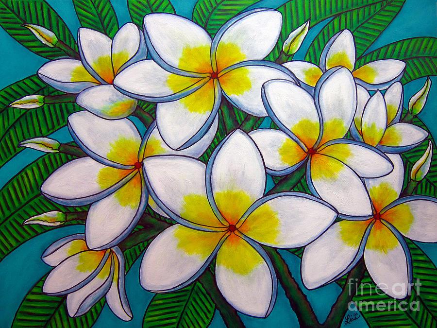 Caribbean Gems Painting