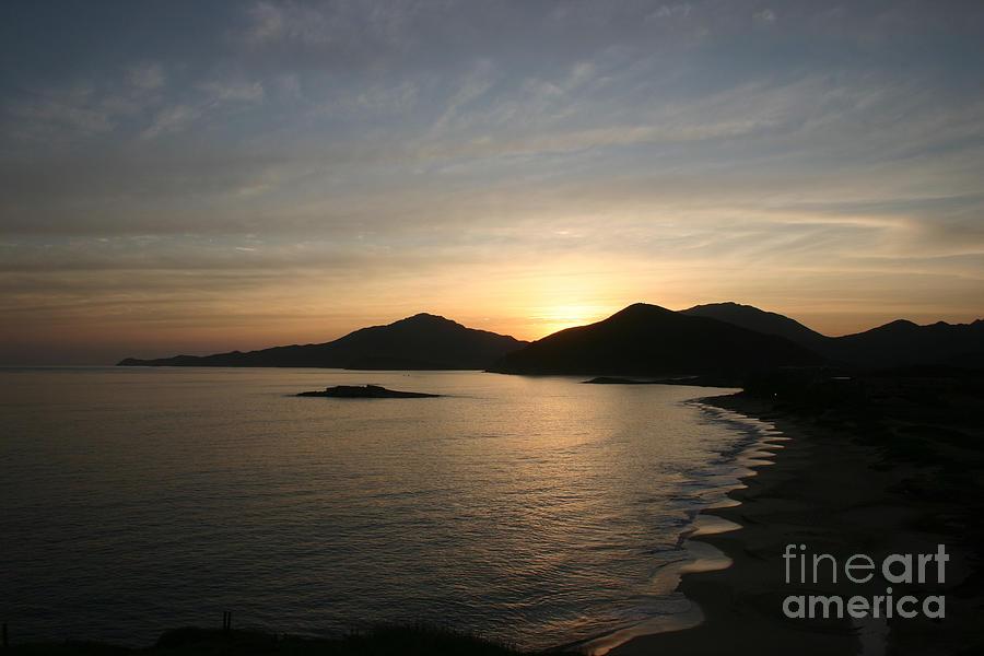 Caribbean Sunrise Photograph