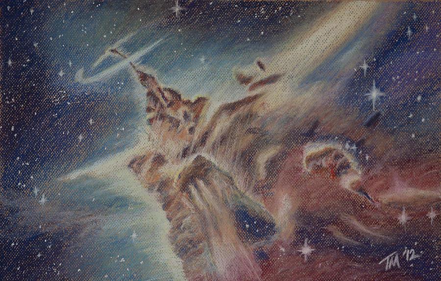 Carina Nebula Pastel