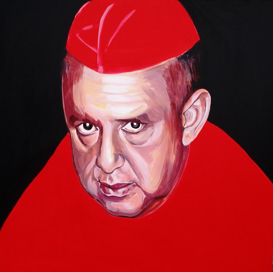 Carlos Bergantinos Painting