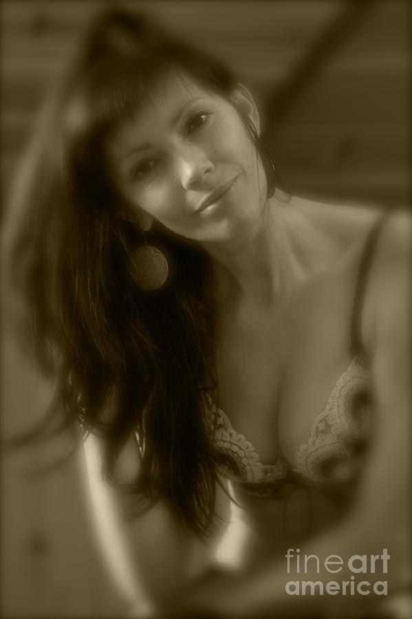 Carmen Grand Portrait. Photograph