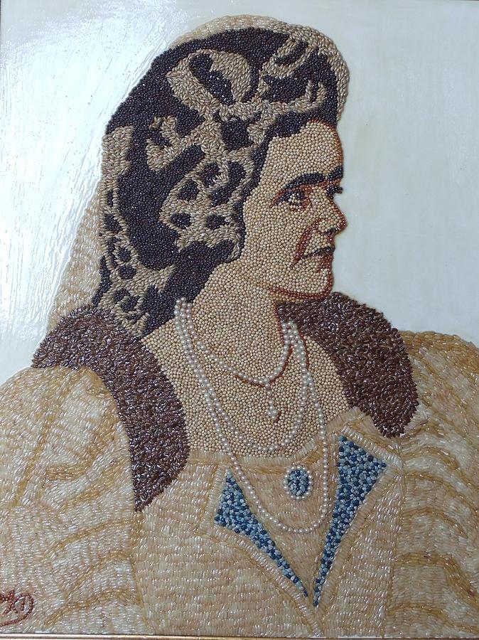 Carmen Sylva Painting