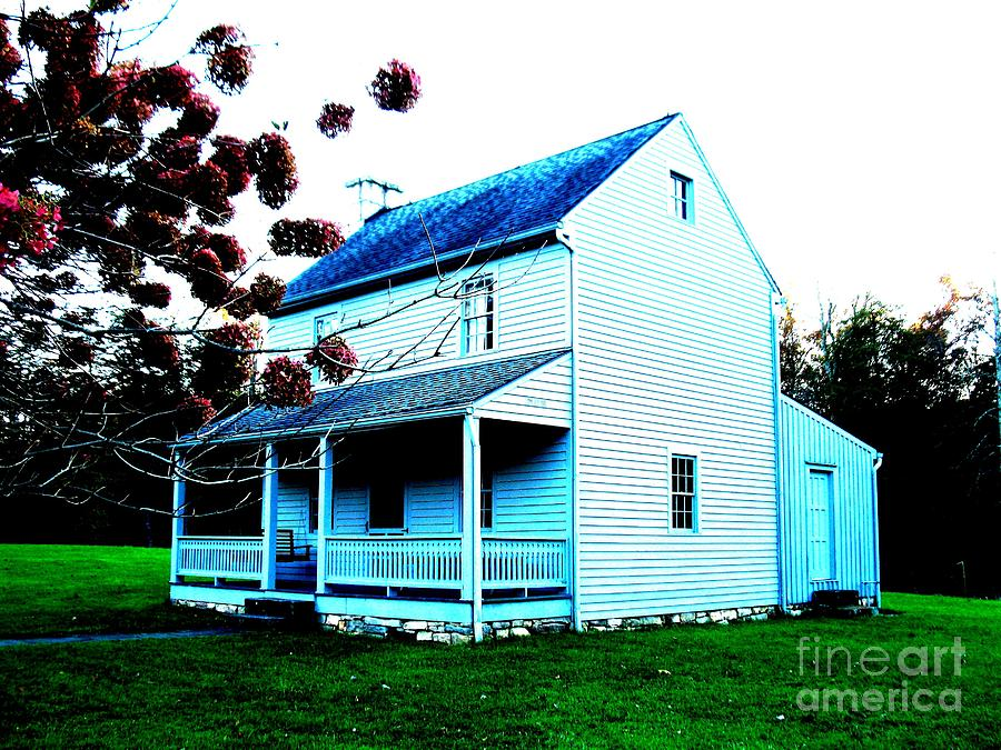 Old House Photograph - Carnifex Lll by Amy Sorrell