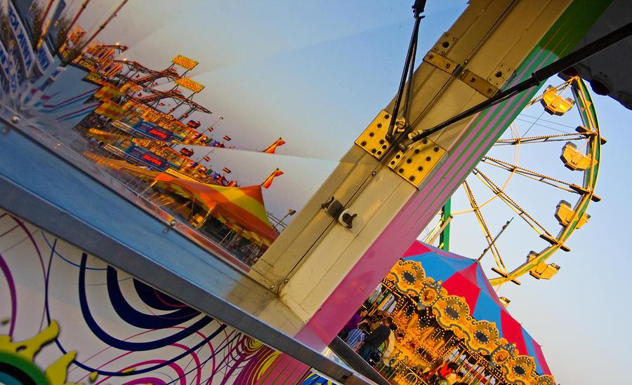 Carnival 1 Photograph