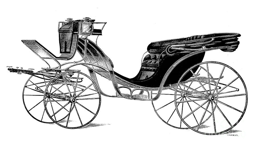 Carriage: Victoria Photograph  - Carriage: Victoria Fine Art Print