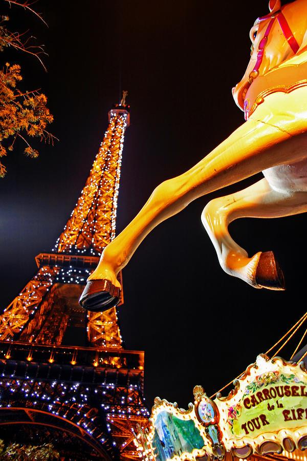Carrousel Photograph