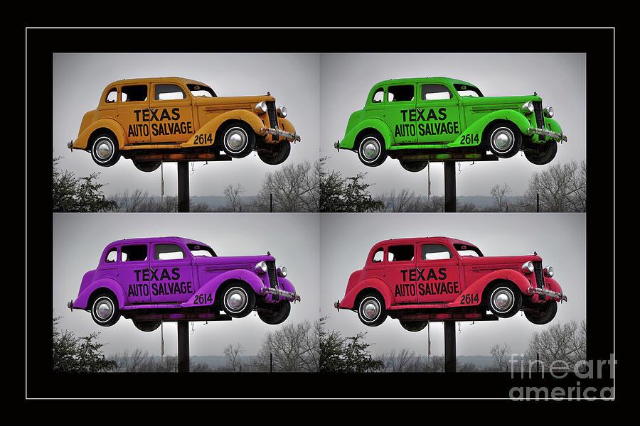 Cars Photograph