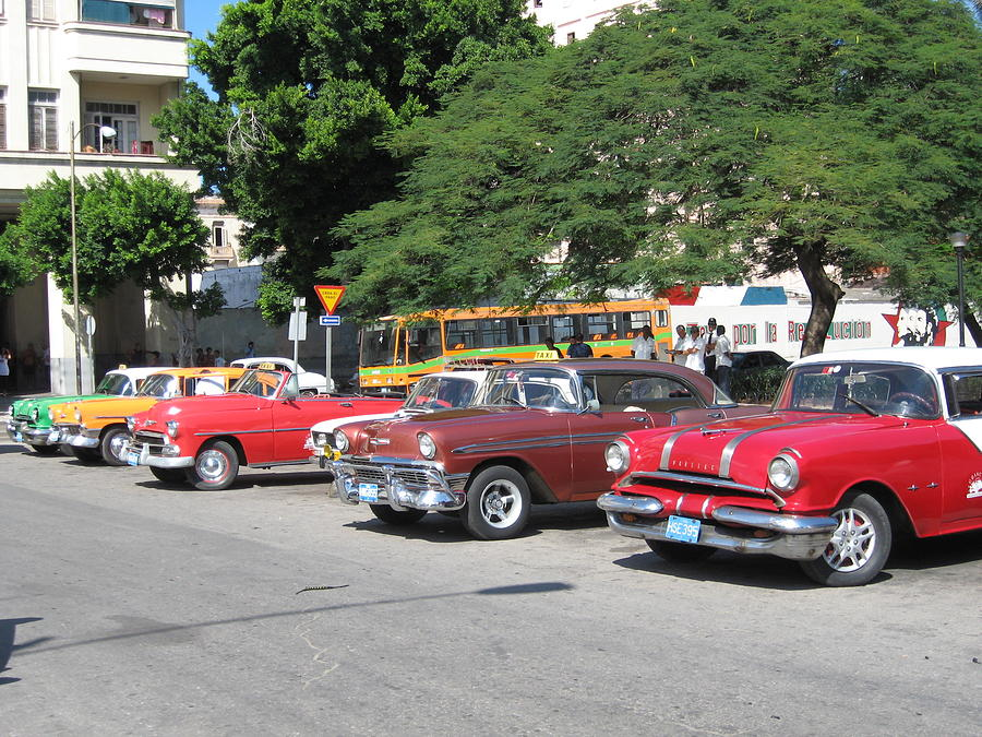 Download image Havana Cuba Cars PC Android iPhone and iPad