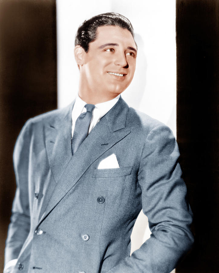 Cary Grant, Ca. Early 1930s Photograph  - Cary Grant, Ca. Early 1930s Fine Art Print