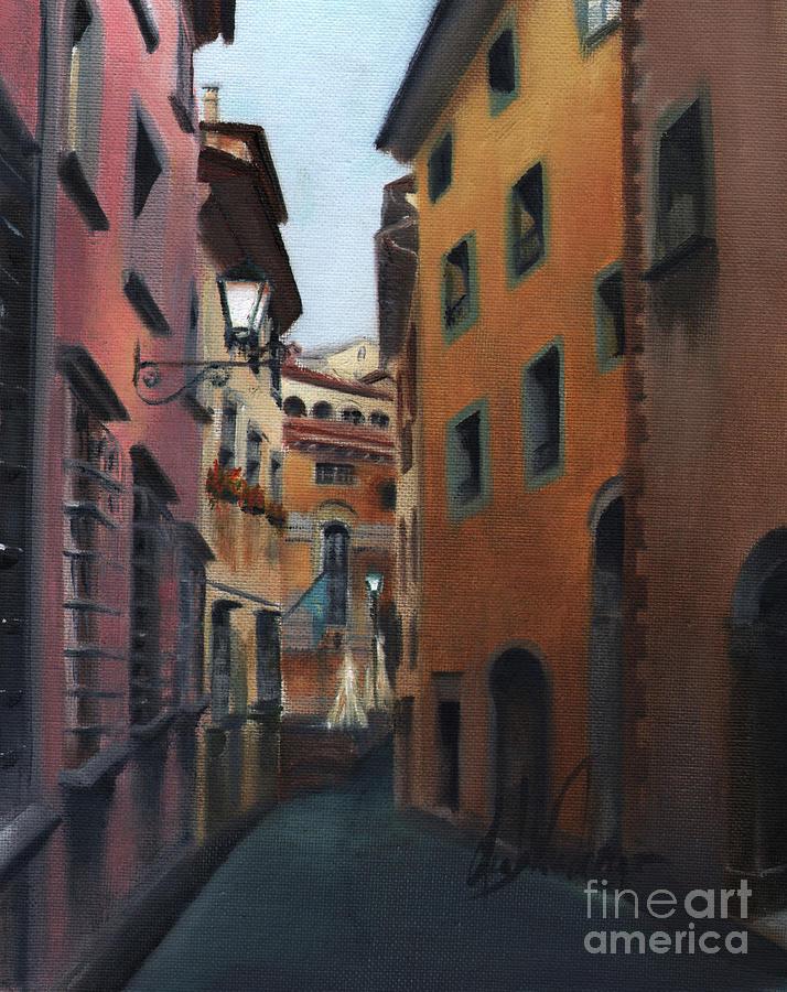 Casa Cordati Painting