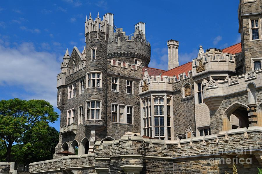 Casa loma toronto photograph by elaine manley for Casa loma mansion toronto