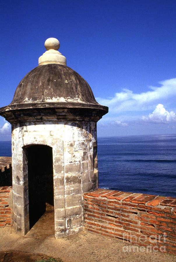 Castillo De San Cristobal Photograph