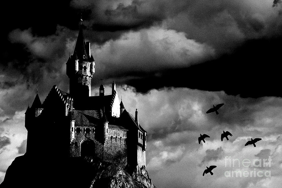 Castle In The Sky Photograph  - Castle In The Sky Fine Art Print
