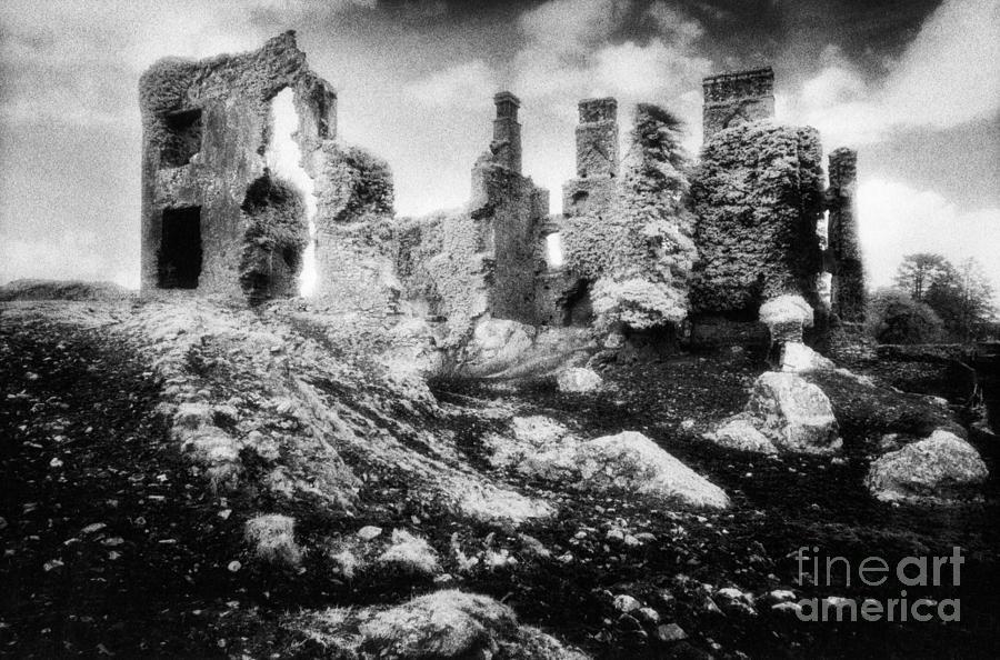 Castle Lyons Photograph