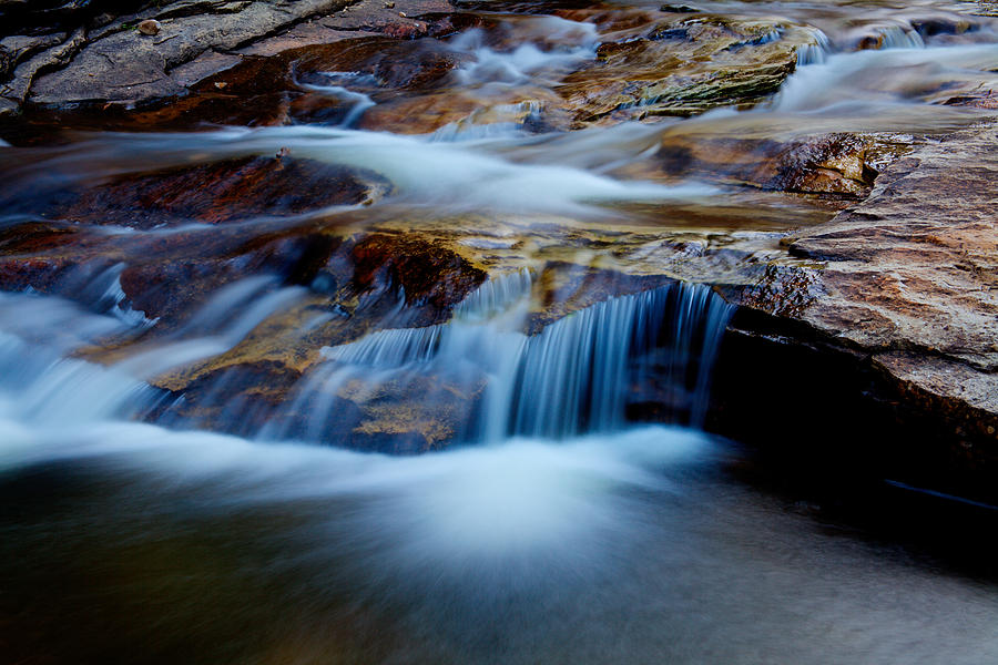 Cataract Falls Photograph  - Cataract Falls Fine Art Print