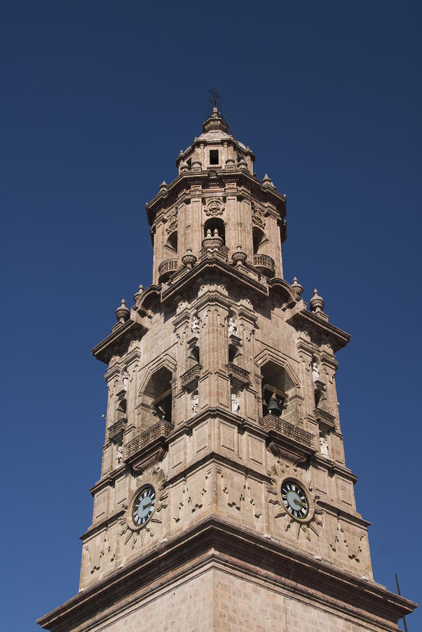 Cathedral Of Morelia Photograph